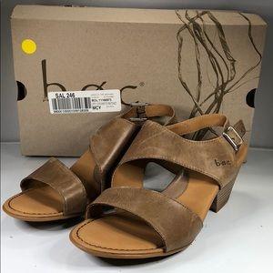 [199] b.o.c. Angulo Dress Sandals - Tan/Beige 10M